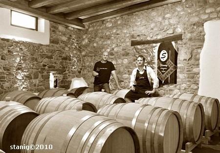 Stanig a Prepotto : vini e ospitalità d'eccellenza