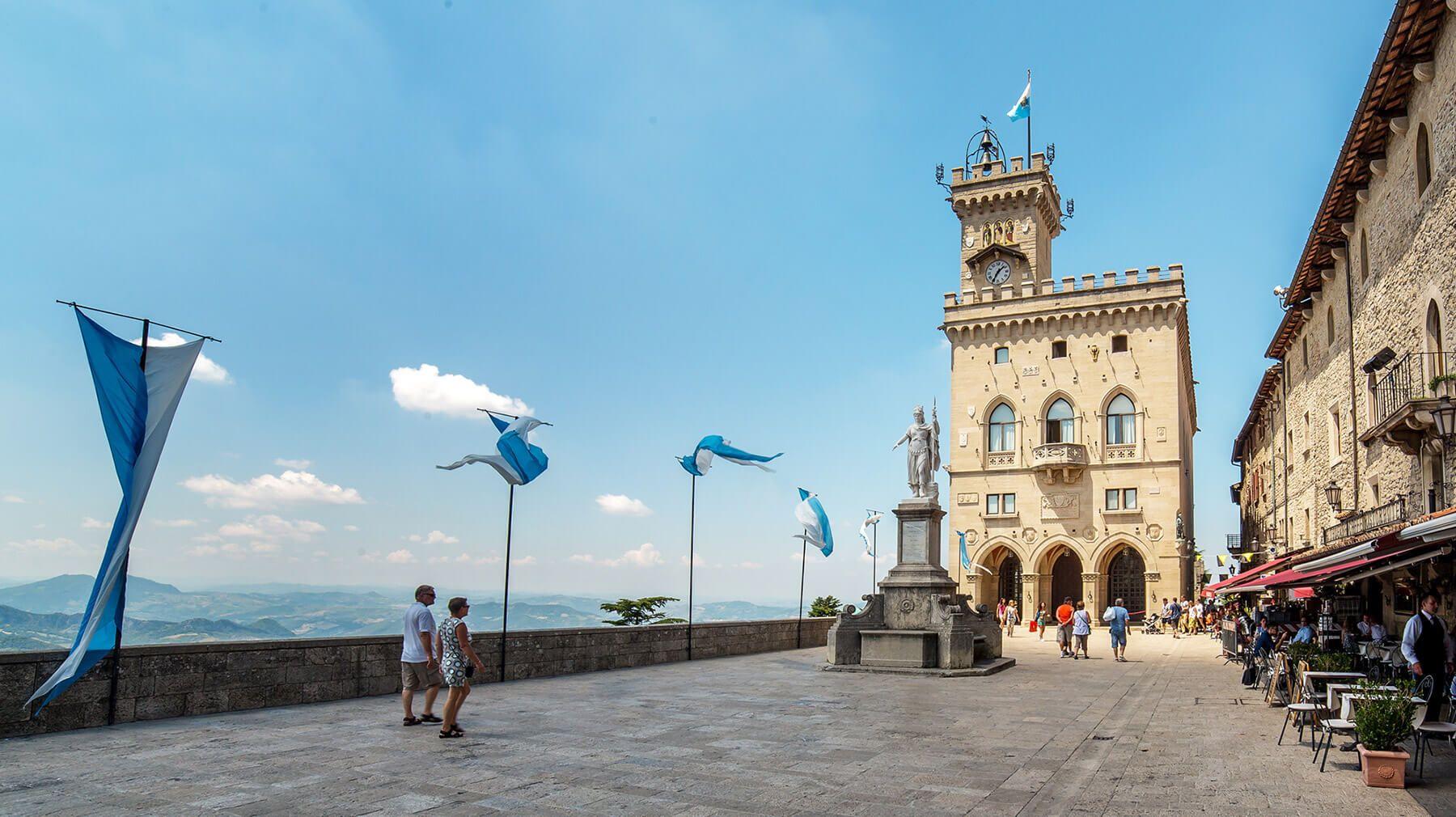 San Marino nella IAI (Iniziativa Adriatico Jonica) - Il percorso di informazione di Borghi d'Europa