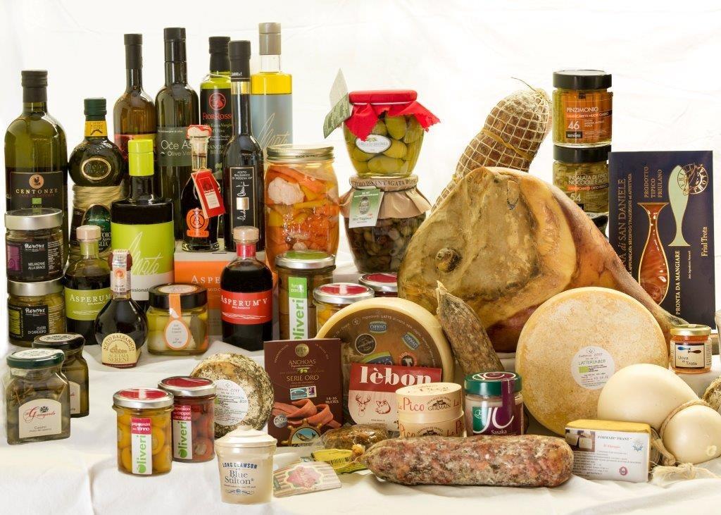 Alimentari Tomadin in Borghi d'Europa : Cormons nell'anima